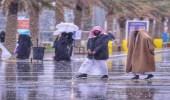الحصيني: أمطار متفاوتة على 7 مناطق خلال الـ 24 ساعة القادمة