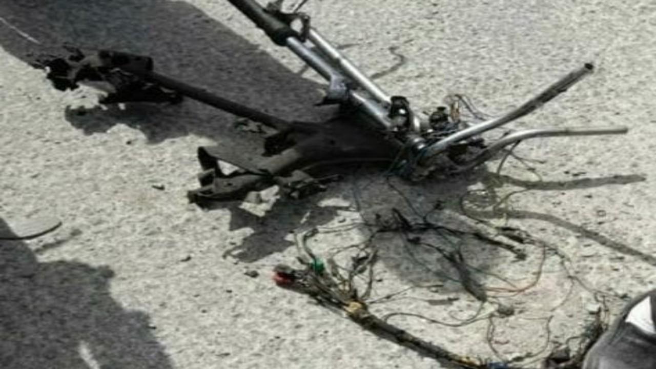 بالصور.. انفجار يهز إيران ويودي بحياة شخص ويصيب 3 آخرين