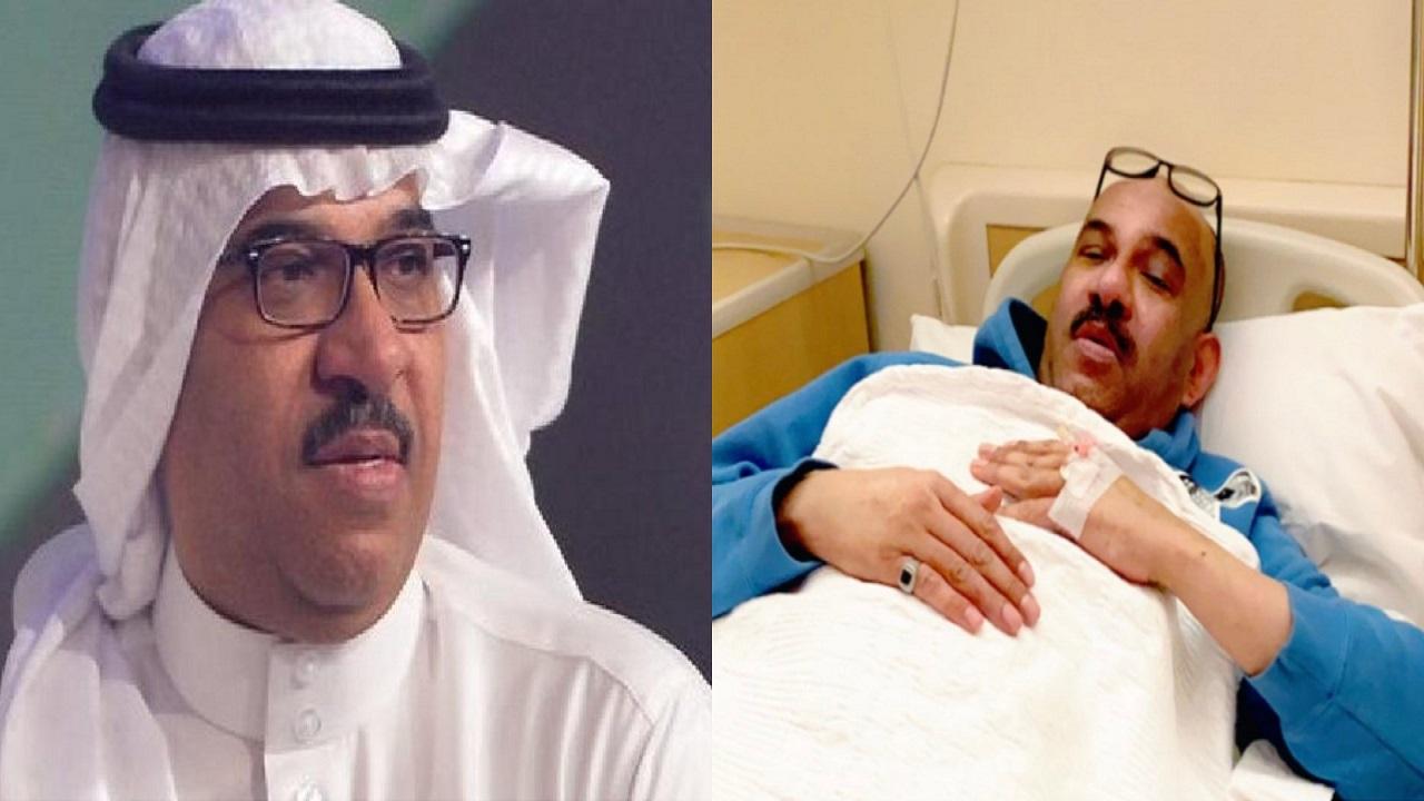 تفاصيل الحالة الصحية لنجم المنتخب السابق فؤاد أنور