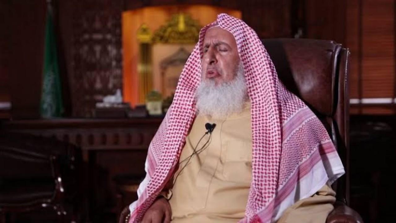 بالفيديو.. مفتي المملكة: يجب الإيمان بالرسل كلهم جميعاً