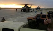 هجوم بعشرة صواريخ على قاعدة عين الأسد في العراق