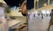 بالفيديو.. جهود رجال الأمن بجدة في متابعة تطبيق الإجراءات الاحترازية