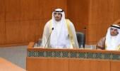 الحكومة الجديدة تؤدي اليمين الدستورية أمام مجلس الأمة الكويتي