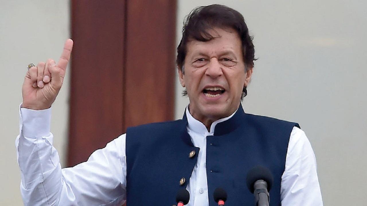 إصابة عمران خان رئيس وزراء باكستان فيروس كورونا
