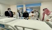 تدشين 6 أسرة إضافية للعناية المركزة في تخصصي الدمام