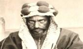 صورة نادرة للإمام عبدالرحمن الفيصل والد الملك عبدالعزيز