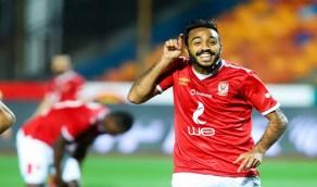 """إيقاف لاعب الأهلي المصري """"كهربا"""" لتجاوزه مع مدرب الفريق"""