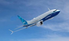 توقف محرك طائرة بوينغ 737 ماكس أثناء رحلة إلى نيويورك