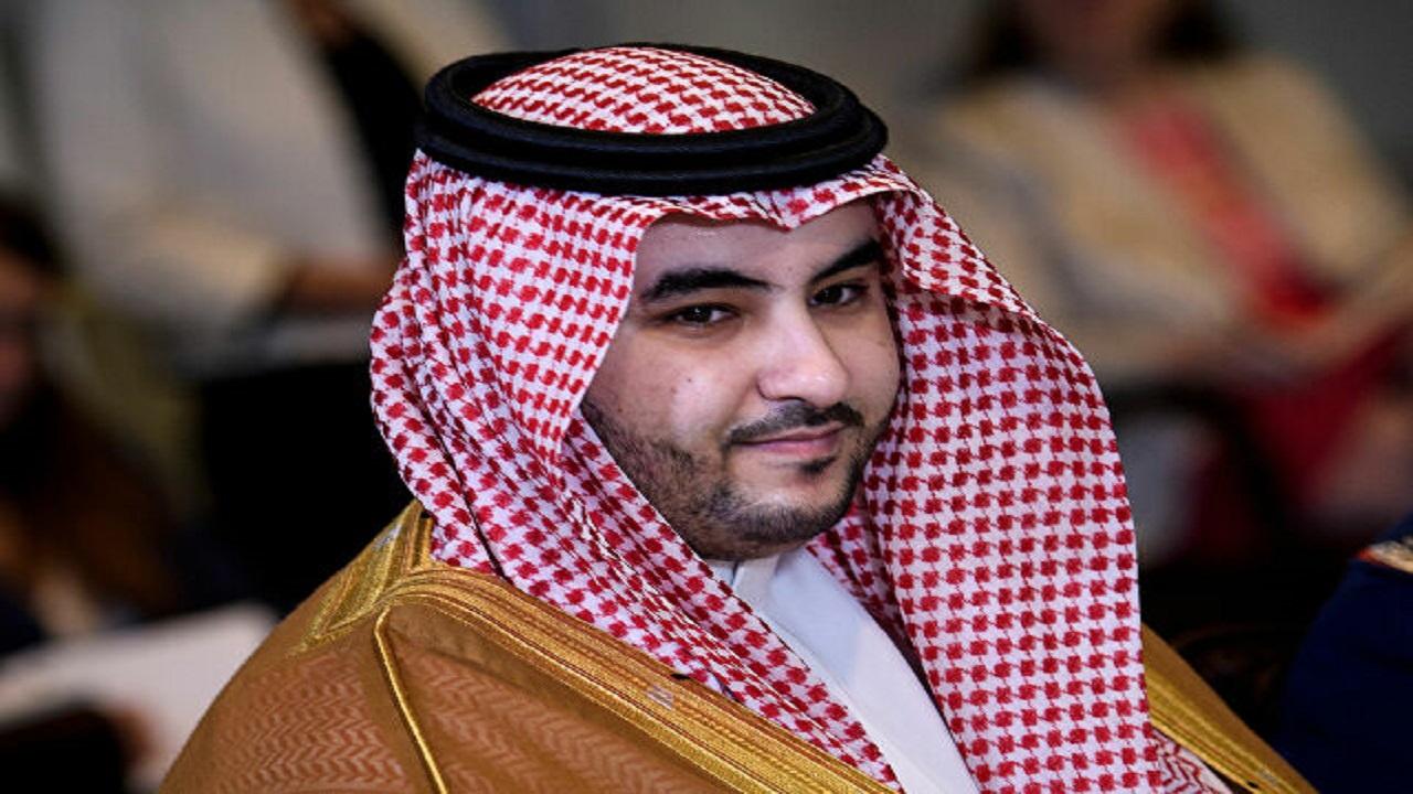 """الأمير خالد بن سلمان يعلق على مبادرتي """"السعودية الخضراء"""" و""""الشرق الأوسط الأخضر"""""""