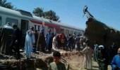 توقيف سائقي قطاري الصعيد و6 مسؤولين في السكك الحديد بمصر