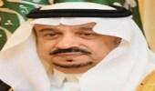 توجيه عاجل من أمير الرياض بشأن باركود التجمع