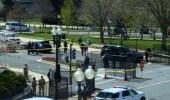 بالفيديو.. إغلاق مبنى الكونجرس بسبب تهديدات أمنية