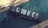 بالفيديو.. قبطان بحري يكشف مفاجأة عن السفينة الجانحة بقناة السويس