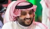 تركي آل الشيخ: من ضوابطي لأبنائي تشجيع نادي الهلال