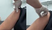 """""""الصحة"""" تعلق على فيديو لممرض يضع حقنة """"لقاح كورونا الفارغة"""""""