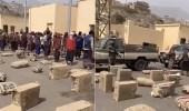 ضبط 72 مخالف لنظام أمن الحدود بجازان