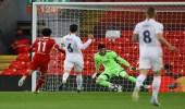 ريال مدريد يطيح بليفربول ومانشستر سيتي يتخطى بروسيا