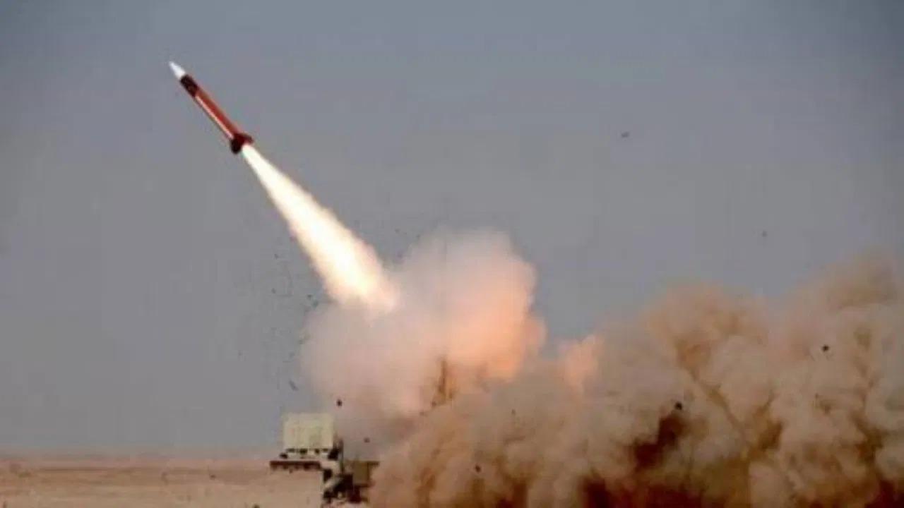 """""""التحالف"""": اعتراض وتدمير طائرة مفخخة أطلقتها الميليشيات الحوثية باتجاه المملكة"""