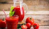 فوائد مذهلة لعصير الطماطم على الإفطار