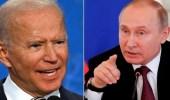 بايدن يجهز لإجراءات انتقامية ضد روسيا