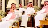 بالفيديو.. مواطن يتنازل عن قاتل ابنه بعد شفاعة الأمير عبد العزيز بن فهد