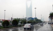 الأرصاد تنبه بأمطار رعدية على عدة مناطق