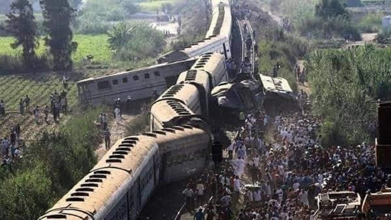 تحقيقات حادث قطاري سوهاج بمصر تكشف تعاطي أحد السائقين للمخدرات