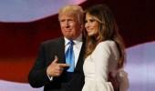"""بالصور.. """"ترامب وزوجته"""" في أجواء رومانسية بعيداً عن السياسة"""