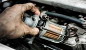 علامات تدل على تلف فلتر البنزين في السيارة