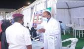 بالفيديو.. مستشفى نمرة بالعرضيات يشارك ببرامج متنوعة في يوم الصحة العالمي