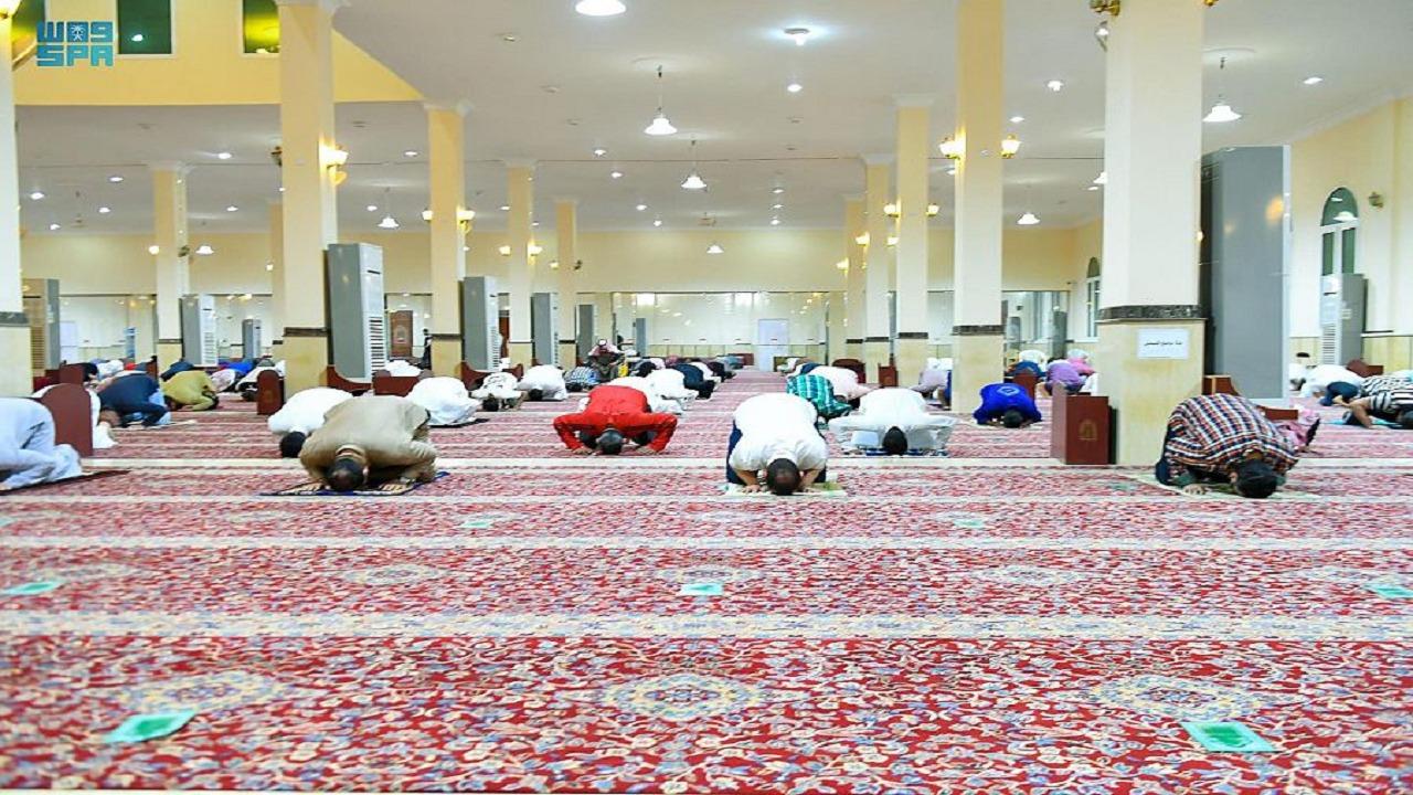 بالصور..عودة المصلين لصلاة التراويح وسط أجواء مفعمة بالإيمان