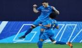 """"""" حمدالله """" يحصد جائزة أفضل لاعب في مباراة فريقه أمام السد"""