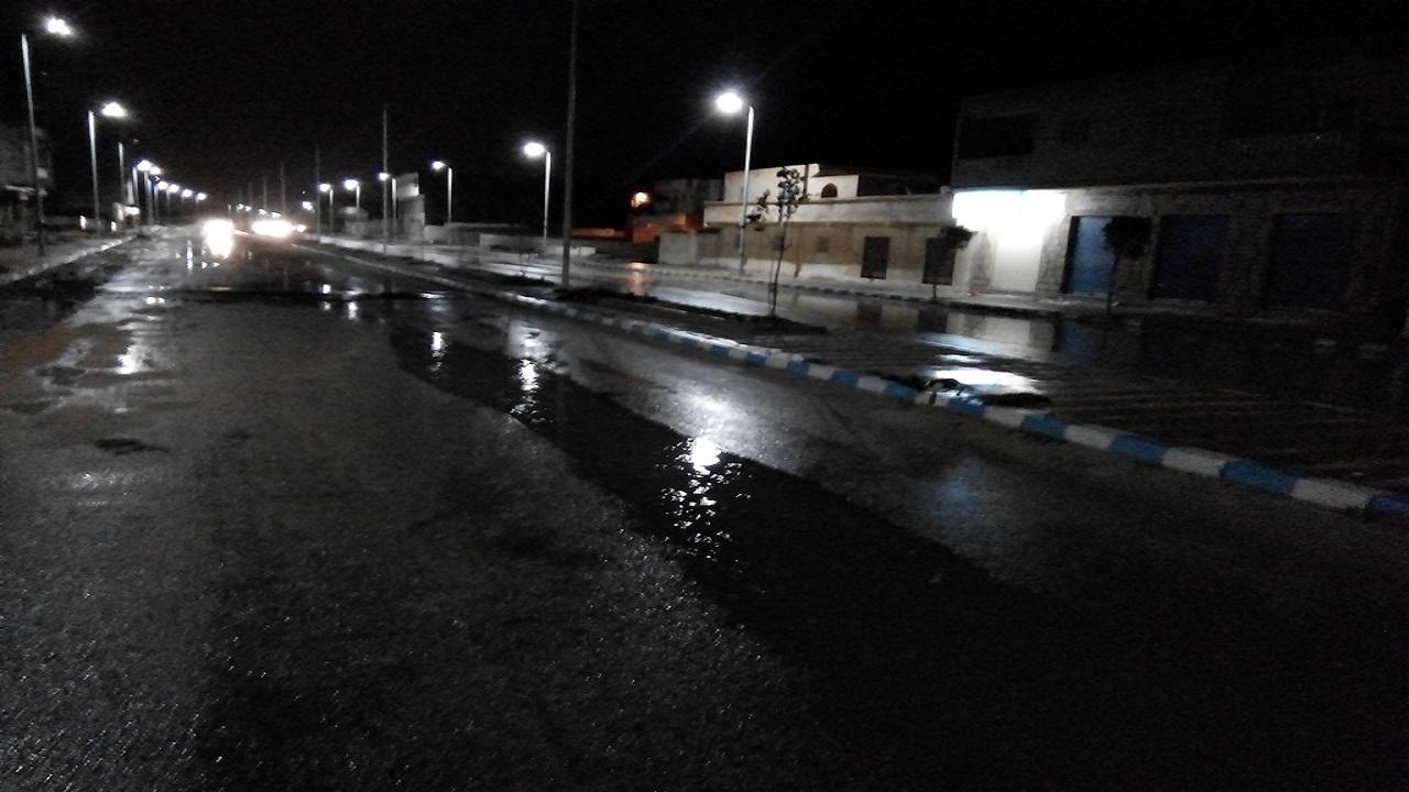 """""""الأرصاد """" تنبه منطقة القصيم برياح وأمطار رعدية على مدار 9 ساعات"""