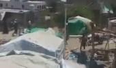 مليشيا الحوثي ترتكب جريمة جديدة بحق اللاجئين في مأرب