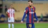 ميسي يرفض الانتقال لباريس سان جيرمان ويتمسك بتجديد عقده مع برشلونة