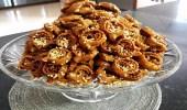 أشهر الحلويات المغربية في شهر رمضان