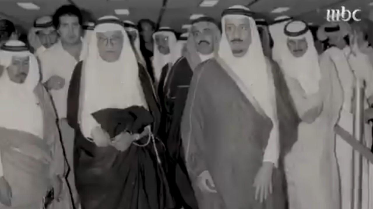 بالفيديو.. عبدالله النعيم يروي قصة ترشيح الملك سلمان له ليكون أمينًا عامًا للرياض