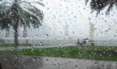 أمطار رعدية على الشرقية