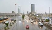 متحدث الأرصاد: أمطار غزيرة على مناطق المملكة تستمر حتى الأحد المقبل