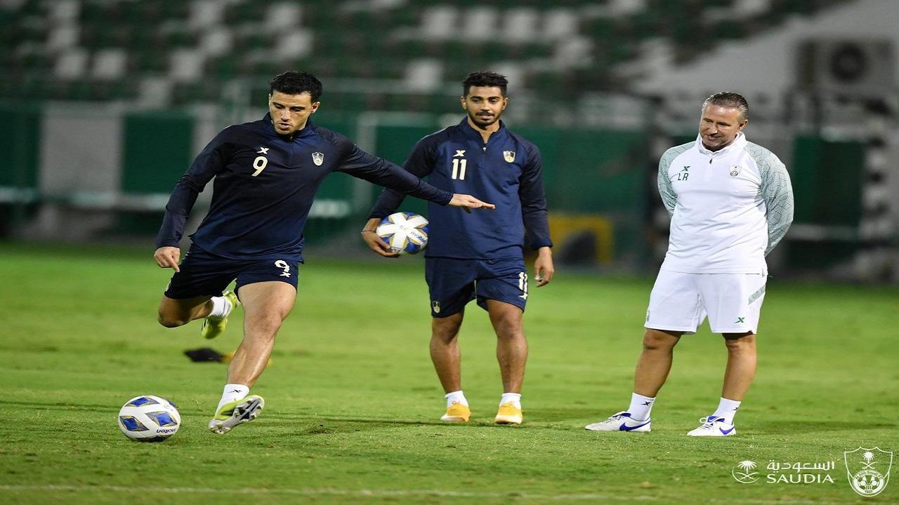الأهلي يدخل معسكره المغلق لدور مجموعات دوري أبطال آسيا 2021