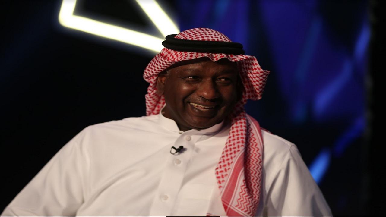 ماجد عبدالله يوضح سبب رفضه ارتداء شعار نادي الهلال
