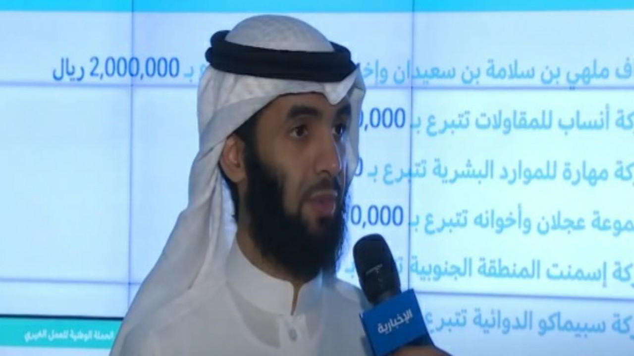 """رئيس """" إحسان """": المنصة لا تأخذ أي مبلغ من التبرعات والمبالغ تصل للمستفيدين مباشرة"""