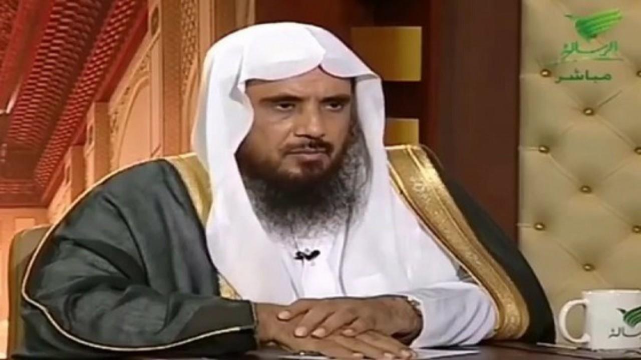 شاهد.. الخثلان يوضح حكم من أفطر قبل أذان المغرب بخمس دقائق