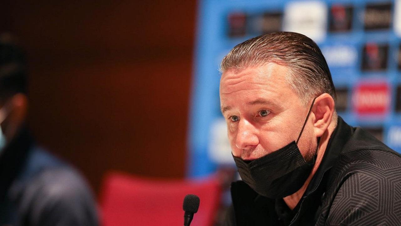 ريجيكامب: سأعتمد على أفضل اللاعبين لمواجهة الشرطة العراقي غدًا