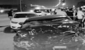 مصرع وإصابة 5 أشخاص بسبب قطع الإشارة في جدة
