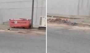 بالفيديو.. أمانة الرياض تتفاعل مع مواطن اشتكى من وجود مولدات كهرباء أمام منزله