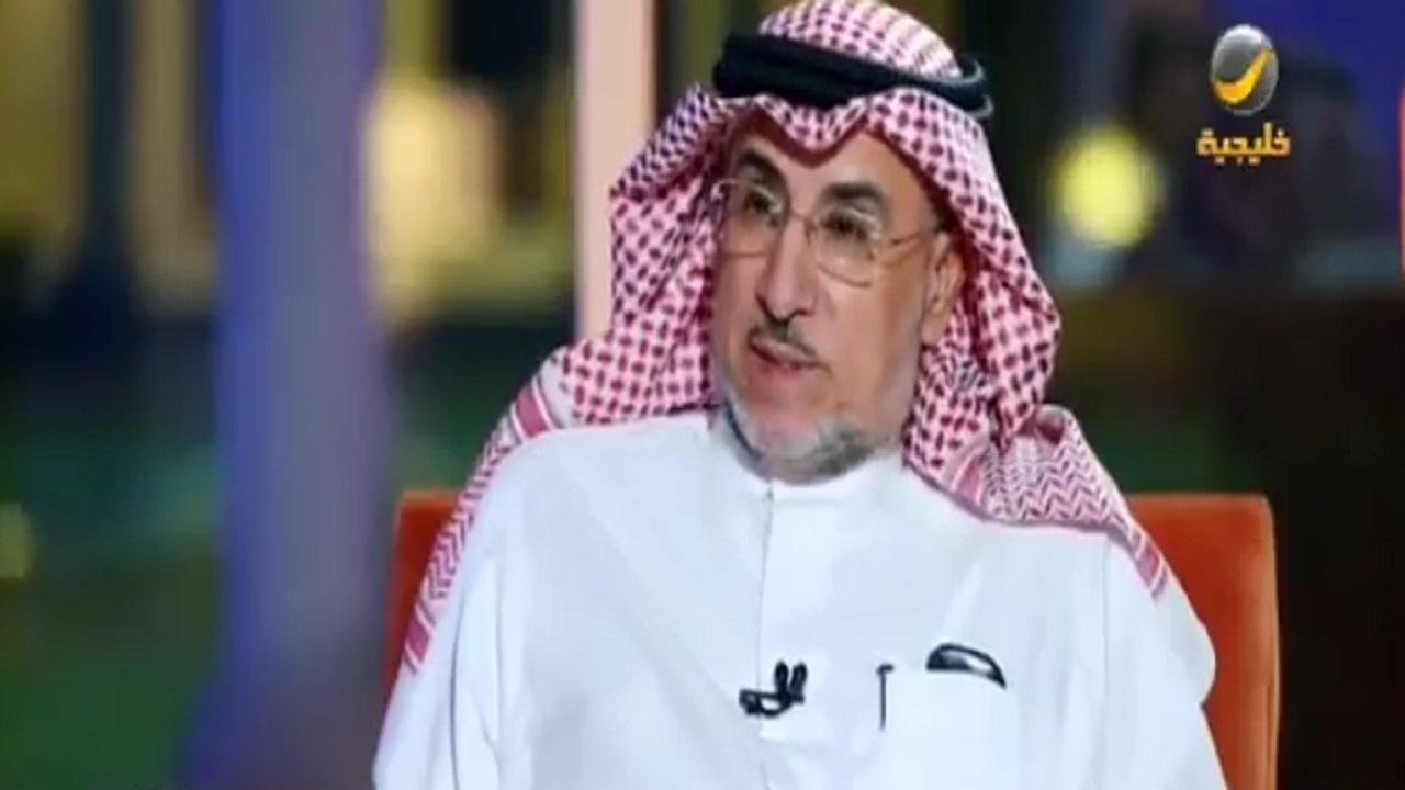 بالفيديو .. حسن حمران: يوسف الثنيان أفضل من ارتدي قميص الهلال