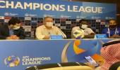 مدربالهلال: سعيد بمستوى اللاعبين وردة فعلهم التي توقعتها