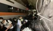 بالفيديو.. مقتل 36 شخص إثر خروج قطار عن القضبان