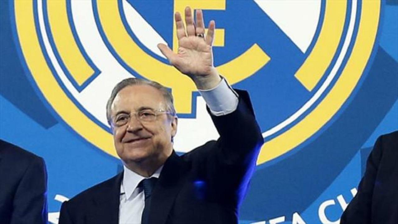 فلورنتينو بيريز رئيسا لريال مدريد حتى 2025